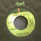 BADFINGER~Come and Get it~Apple 1815 M- 45