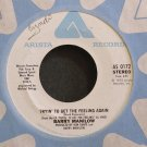 BARRY MANILOW~Tryin' To Get the Feeling Again~Arista 0172 VG++ 45