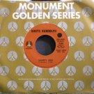 BOOTS RANDOLPH~Yakety Sax~Monument 8909 (Saxophone) M- 45