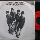 THE BUCKINGHAMS~Mercy, Mercy, Mercy~Columbia 44182 (Psychedelic Rock) VG+ 45