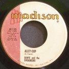 DANTE & THE EVERGREENS~Alley-Oop~Madison M130 (Garage Rock)  45