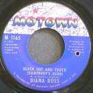 DIANA ROSS~Reach Out and Touch (Somebody's Hand)~Motown 1165 (Soul) VG++ 45