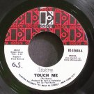 DOORS~Touch Me~Elektra 45646 (Psychedelic Rock) VG+ 45