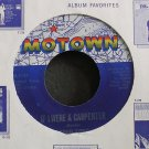 FOUR TOPS~If I Were a Carpenter~Motown 1124 (Soul) VG++ 45