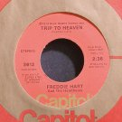 FREDDIE HART & THE HEARTBEATS~Trip to Heaven~Capitol 3612 VG++ 45