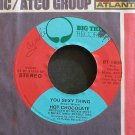 HOT CHOCOLATE~You Sexy Thing~Big Tree 16047 (Disco) VG++ 45