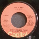 STEVE MILLER BAND~The Joker~Capitol 3732 (Classic Rock) VG+ 45