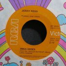 JERRY REED~Amos Moses~RCA Victor 9904  45