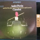 ANDRE PREVIN TRIO~Play Music From Lerner & Loewe's Camelot~Harmony 11229 (Jazz) VG+ LP