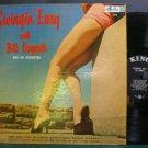 BILL DOGGETT~Swingin' Easy~King 582 (Soul) Mono LP