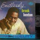 BROOK BENTON~Endlessly~Mercury 20464 (Soul) Mono VG++ LP