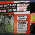 CHUBBY CHECKER~Your Twist Party~Parkway 7007 (Soul) VG++ LP