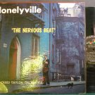 CREED TAYLOR ORCHESTRA~Lonelyville The Nervous Beat~ABC-Paramount 308 (Jazz) Mono VG+ LP