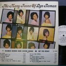 LYN ROMAN~The Many Faces of~Columbia 2219 (Jazz) Mono Promo VG+ LP