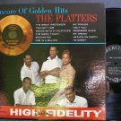 THE PLATTERS~Encore of Golden Hits~Mercury 20472 (Soul) 1st Mono VG+ LP
