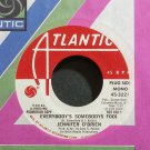 JENNIFER O'BRIEN~Everybody's Somebodys Fool~Atlantic 3221 Promo M- 45
