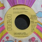 JULIUS LA ROSA~The Good Life~RCA 0938 Promo M- 45
