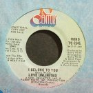LOVE UNLIMITED~I Belong to You~20th Century 2141 (Soul) Promo Rare M- 45