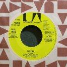 PAUL ANKA~Happier~United Artists UA-XW911-Y Promo M- 45