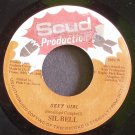 SIL BELL~Sexy Girl~Scud Production NONE Jamaica 45