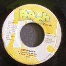 T.O.K.~Get Insane~B-Rich 23243 VG++ Jamaica 45