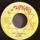 THRILLER U~Make a Big Man Cry~Shalom NONE VG+ Jamaica 45