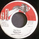 TUMPA LION~Joe Grind~King Dragon NONE VG++ Jamaica 45