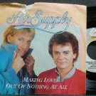 AIR SUPPLY~Making Love Out of Nothing at All~Arista 1 9056 VG++ 45