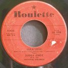 BUDDY KNOX~Hula Love~Roulette 4018 (Rockabilly)  45