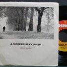 GEORGE MICHAEL~A Different Corner~Columbia 05888 VG+ 45