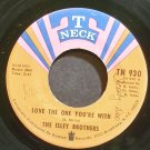 ISLEY BROTHERS~Love the One You're with (Label Variation)~T-Neck 930 (Soul) VG+ 45