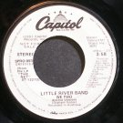 LITTLE RIVER BAND~We Two~Capitol SPRO-9931 / P-B-5231 (Classic Rock) Promo VG+ 45