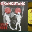 "ORANGUTANG~Bigger Chunk~Imago 25061-7 (Grunge) Clear Yellow M- 7"" 33 RPM"