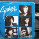 SURVIVOR~Is This Love~Scotti Bros. 06381 (Classic Rock) VG++ 45