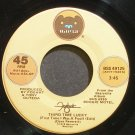 FOGHAT~Third Time Lucky (First Time I Was a Fool) (Edit)~Bearsville 49125 (Blues) VG+ 45