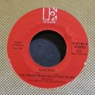 MIKE POST & LARRY CARLTON~The Theme From Hill Street Blues~Elektra 47186 (Rock) VG++ 45