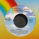PEBBLES~Giving You the Benefit~MCA 79079 (Soul) M- 45