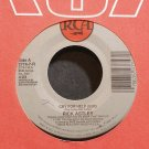 RICK ASTLEY~Cry for Help~RCA 7-R (Synth-Pop) M- 45