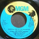 DONNY OSMOND & MARIE OSMOND~Morning Side of the Mountain~MGM 14765 VG++ 45