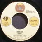 FOGHAT~Slow Ride~Bearsville 0306 (Classic Rock) Canada 45