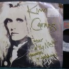 KIM CARNES~Crazy in the Night (Barking at Airplanes)~EMI America 8267 (Synth-Pop) VG++ 45