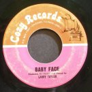 LARRY TAYLOR~Baby Face~Cozy Record Company 1122 (Rock) Rare 45