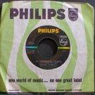 RONNIE CARROLL~Say Wonderful Things~Philips 40110 VG+ 45