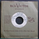 THE SILVER STRINGS~Return to Paradise~RCA Victor 318 (Easy Listening) Promo 45