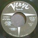 TERRY GIBBS~Let's Do it~Verve 10210 (Cool/West Coast Jazz) VG+ 45