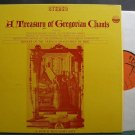 VARIOUS~A Treasury of Gregorian Chants~Everest 3159/4 (Gospel) 1st SD M- 4LP Box Set