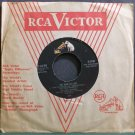 THE AMES BROTHERS~The Game of Love~RCA Victor 6720 M- 45