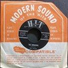 BETTY COLESON & WILLIAM RANDOLPH~The Wedding~Hit 173 VG+ 45
