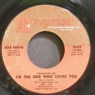 DEAN MARTIN~(Remember Me) I'm the One Who Loves You~Reprise 0369 VG+ 45