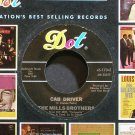 MILLS BROTHERS~Cab Driver~Dot 17041 (Soul) VG++ 45